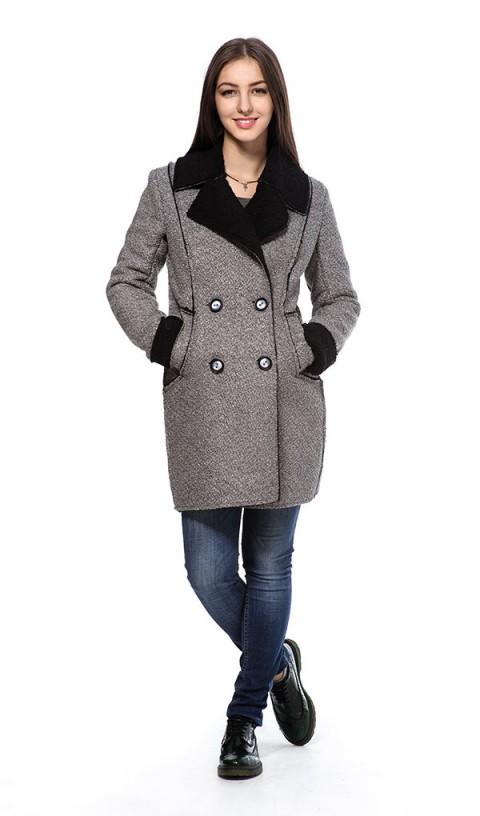 Тренч — пальто женское 086