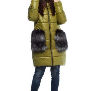 Зимняя куртка женская 095