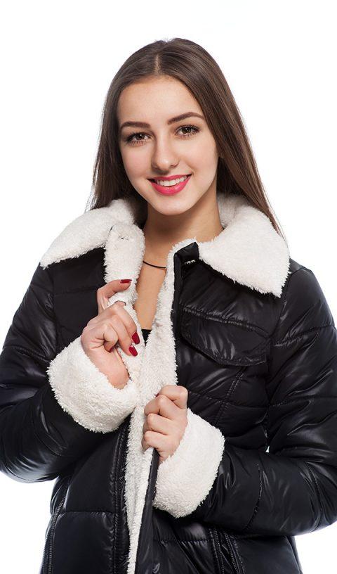 Зимняя куртка женская 099