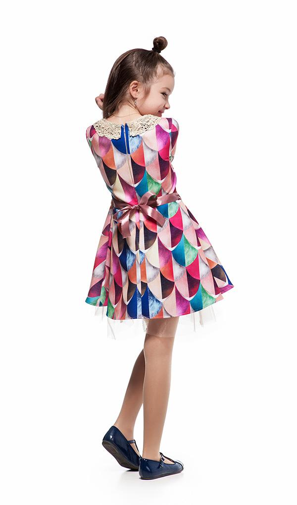 Платье детское 097