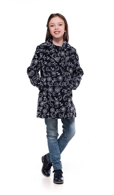 Пальто детское 112-2