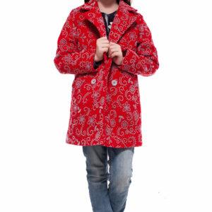 Пальто детское 112-4