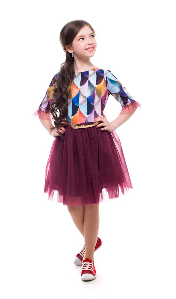 Платье 140-3