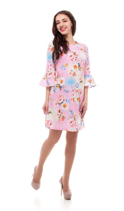 Платье 136