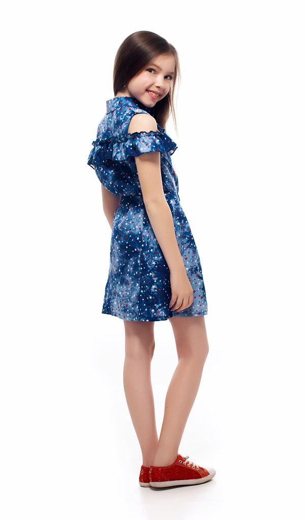 Платье 142-2 детское
