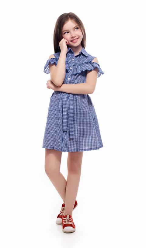 Платье 142-1 детское
