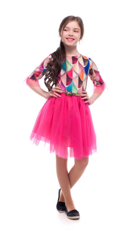 Платье 140-2