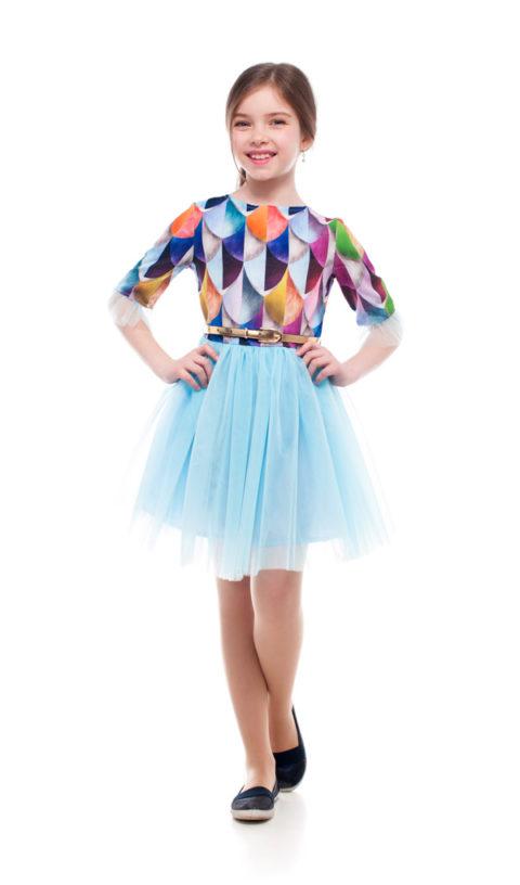 Платье 140-1
