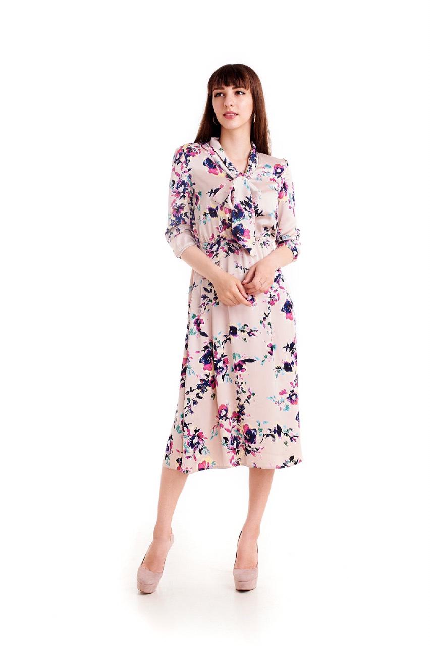 Платье 1306-71  женское