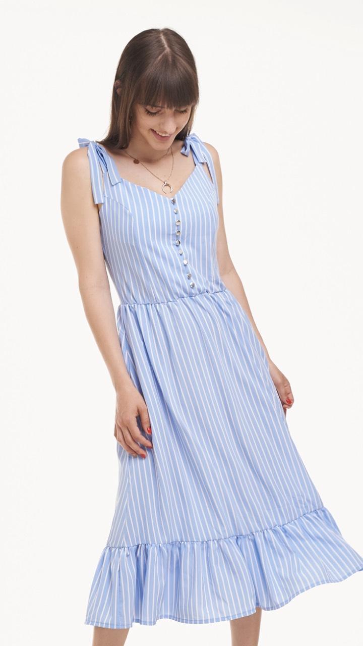Платье 0107-6 женское софт