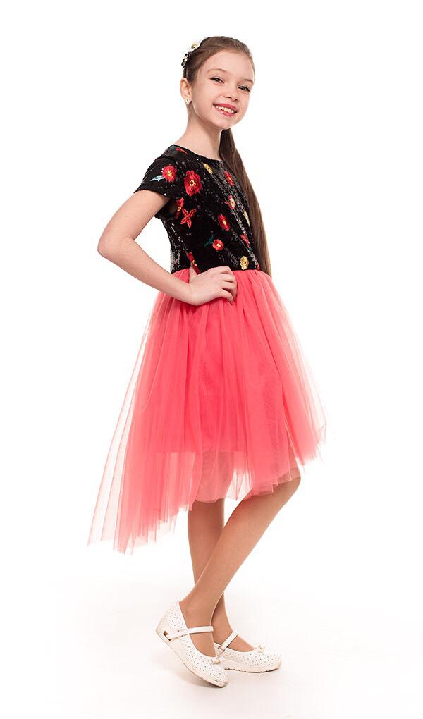 Платье 2803-7 детское
