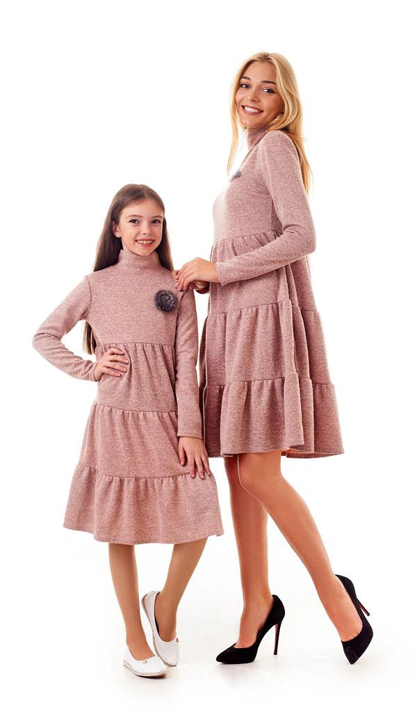 Платье 1211-17 детское трикотажное