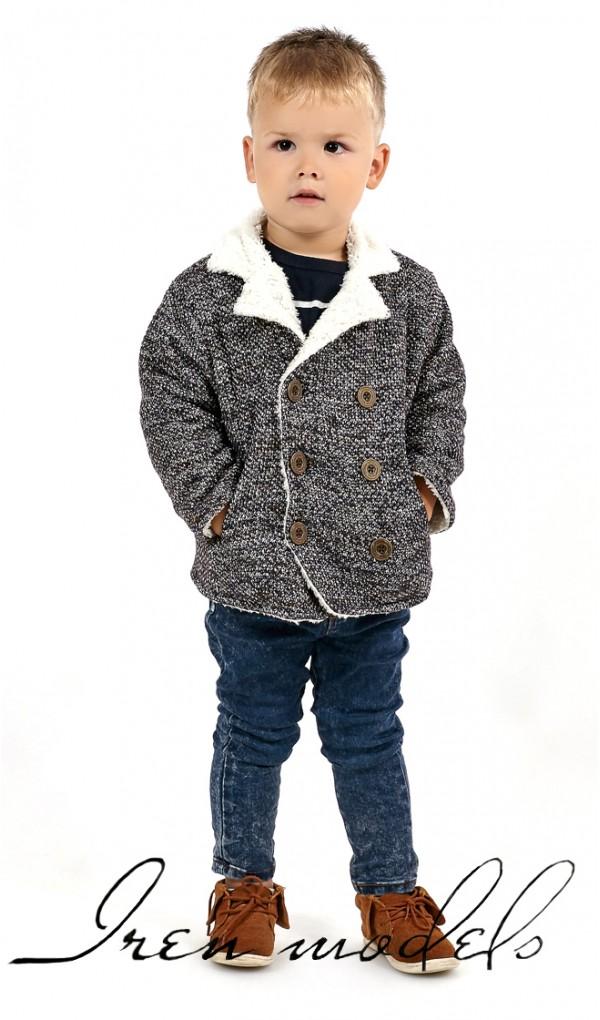 Полупальто 055 детское мальчик