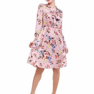 Платье 1704-1 женское Армани-шёлк
